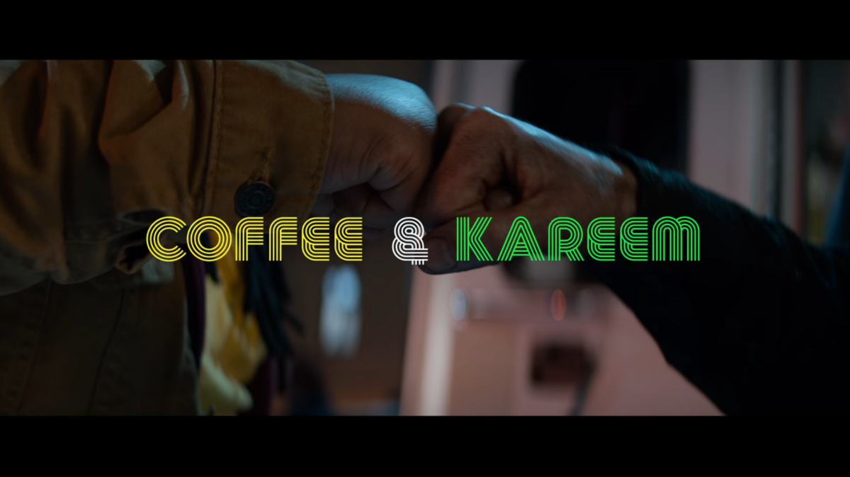 Netflix: Coffee and Kareem
