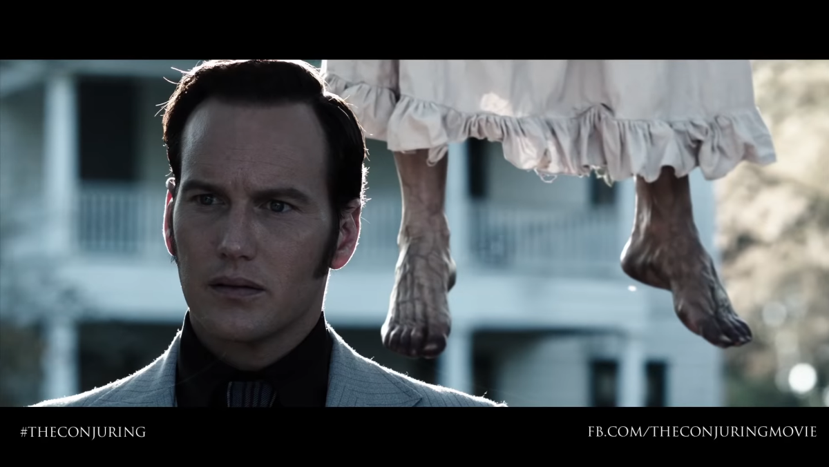 Catching Up: The Conjuring 1 &2